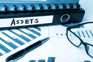 Difference between current assets and liquid assets